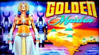 Download Golden Maiden Slot - $6 Max Bet - NICE SESSION! Video