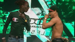 Download TI & Young Thug Kill It @ V103 Live Video