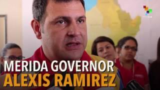 Download Venezuela Governor Blames Opposition for 'Massacre' Video
