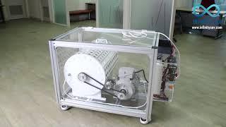 Download Fuel Free Electromagnetic Generator 10 kW prototype Video