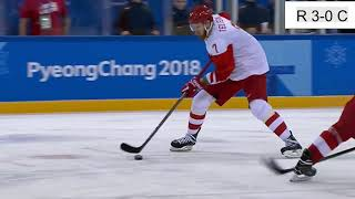 Download Russia - Czech Republic 3-0 Olympic games 2018 | review of goals scored Video