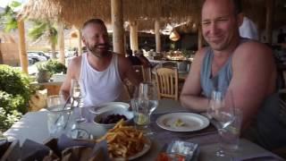 Download Mykonos Beach Food 2016 / Greece Travel Vlog #22 / The Way We Saw It Video