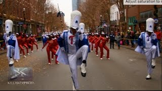 Download Tennessee State University Marching Band - 24Kt. |In 4K| - 2016 Nashville X-Mas Parade Video