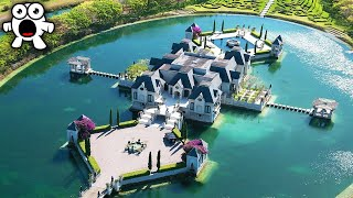 Download Top 10 Insane Celebrity Homes Video