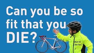 Download Cyclists' hearts: can you be so fit that you die? Video