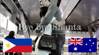Download BYE BYE SHANTA! I'm off to Australia Video