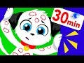 Download Where Are My Spots? 101 Dalmatians Puppies! Dog Disney by Little Angel: Nursery Rhymes & Kid's Songs Video