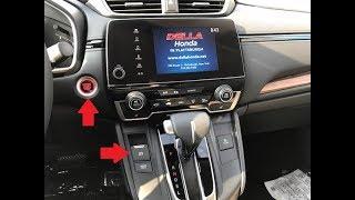 Download Honda Push Button Start & Parking Brake While Driving Video