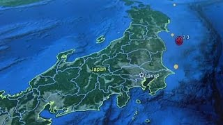 Download Earthquake rocks Japan, bracing for tsunami Video