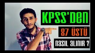 Download KPSS'YE NASIL ÇALIŞTIM? - TAVSİYELERİM Video