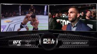 Download UFC 207: Cody Garbrandt - Full Blast Cruz vs Faber 3 Video