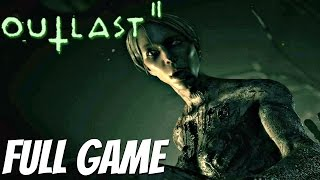 Download Outlast 2 - Gameplay Walkthrough Part 1 FULL GAME (1080P 60FPS) PS4 PRO Video