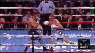 Download Kovalev drops Andre Ward and Andre Ward sends Kovalev through the ropes Highlights Video