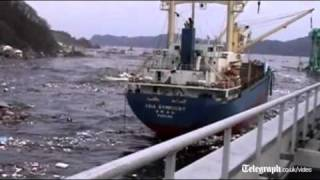 Download Unseen footage of Japan tsunami released Video