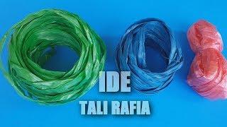 Download Ide kreatif dan Menarik dari Tali rafia yang Tak terduga Video