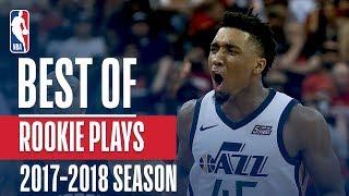 Download NBA Rookies | Best 18 Minutes of Plays | 2017-18 NBA Season Video