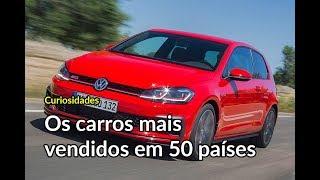 Download Líderes: os carros mais vendidos em 50 países | Curiosidades | Best Cars Video