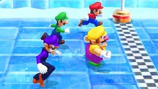Download Mario Party 10 - All Funny Minigames Video