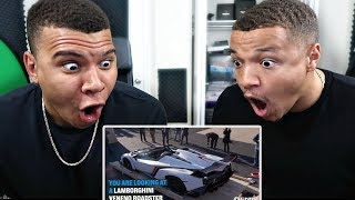 Download REACTING TO THE RICHEST PEOPLE IN THE WORLD!! (FEAT WOLFIE) Video