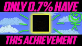 Download ONLY 0.7% OF TERRARIA PLAYERS HAVE THIS ACHIEVEMENT - Top 5 Rarest Achievements In Terraria PC Video