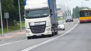 Download DAF XF Euro 6 w firmie VIVE Transport Video