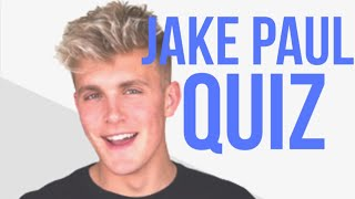 Download HOW WELL DO YOU KNOW JAKE PAUL? Video