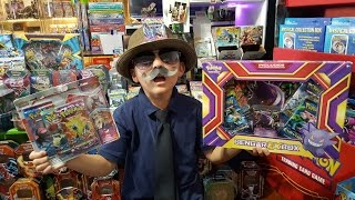 Download Catching Your Favorite Pokemon At Carls Collectibles #5! GENGAR STUFF! CARLS SHOP IS HAUNTED! HELP!! Video