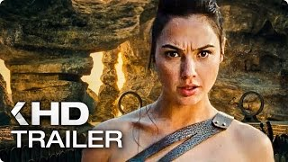 Download Wonder Woman ALL Trailer (2017) Video
