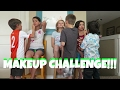 Download Brother does TEEN MAKEUP Video