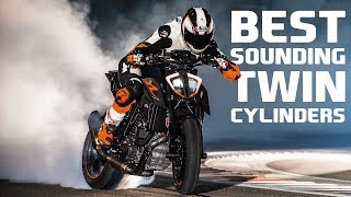 Download 12 Of The Best Sounding 2-Cylinder Bike Engines Video