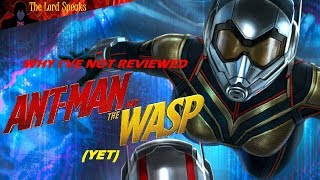 Download Why I've Not Reviewed Ant-Man And The Wasp Yet - The Lord Speaks Video