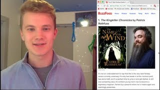 Download BUZZFEED'S TOP 51 FANTASY SERIES ARTICLE REVIEWED Video