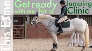 Download Get ready with me for a Jumping Clinic   This Esme Video