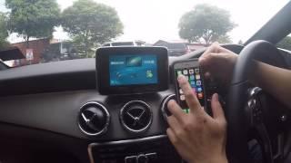 Download Mercedes Benz AMG CLA45 4Matic Video