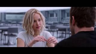 Download Passengers 2016 Film Best Kissing Scene Video