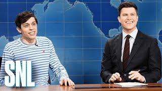 Download Weekend Update: Pete Davidson on Kevin Love - SNL Video