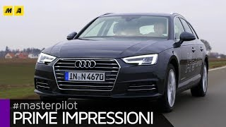 Download Audi A4 Avant g-tron, 170 CV a metano di ispirazione A3 g-tron | Prime impressioni [ENGLISH SUB] Video