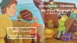 Download Christopher Columbus - My First Biography Read Aloud Video