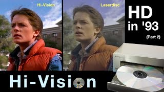 Download Hi-Vision Laserdisc - HD in '93 (Part 2) Video