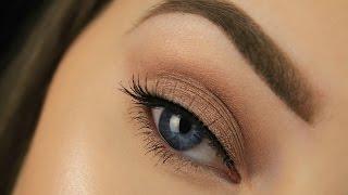 Download Beginners Smokey Eye using just 1 Brush and 1 Eyeshadow! Video