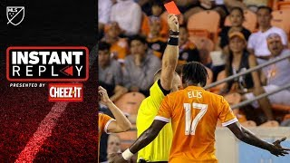 Download Houston gets 3 red cards and coach dismissed!! Video