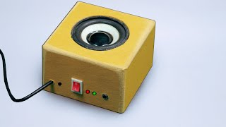 Download How to make a simple Amplifier at home - Easy Video