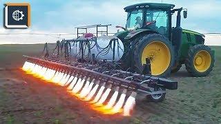Download Такой Обработки Почвы ВЫ еще НЕ ВИДЕЛИ. Невероятная сельхозтехника Video
