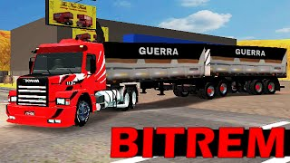 Download Grand Truck Simulator - BITREM CAÇAMBA e SKIN 133H Video