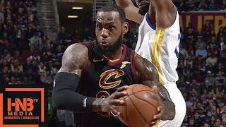 Download Cleveland Cavaliers vs Golden State Warriors Full Game Highlights / Jan 15 / 2017-18 NBA Season Video