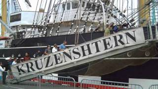 Download Kruzenshtern Russian training ship Video