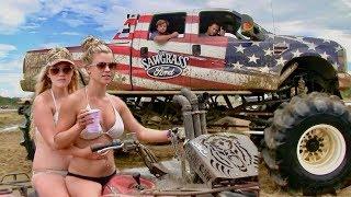 Download Mud Boggin In Florida - Redneck Mud Park Video