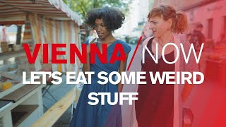 Download Let's eat some weird Viennese stuff! | VIENNA/NOW Video