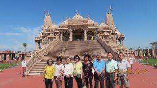 Download ThuZarLwin Visit to BAPS Hindu Temple 6/24/2017 Video