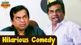 Download Best Hindi Comedy | Brahmanandam Comedy Scene | Hindi Comedy Videos | Main Hon Dil Wala Film Video